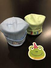 BABY'S HAT SET/GORRITOS PARA BEBÉS