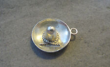 Vintage Sterling Silver Mexican Sombrero Charm