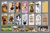 DOG CUTE PUPPY QUOTE Phone Case Cover White Hard Back iPhone 4 5 SE 6 7 8 X Plu