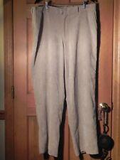 Perry Ellis Corduroy Mens size 36X32 Beige/Tan/Khaki
