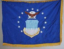 US Air Force Organizational Flag w/ Fringe - GI Issue