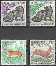 Timbres Animaux Laos 236/9 ** lot 20103