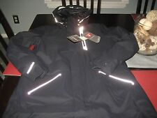 Womens Under Armour STORM 3 WINTER jacket BLACK PRIMALOFT M MEDIUM  NWT $399