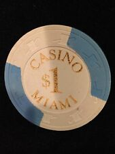 1$ Paulson Casino Miami RARE (last rack)