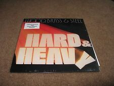 Wood Brass & Steel Hard and Heavy vinyl LP