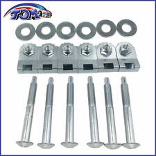 Bed Mounting Hardware 6 Bolt Set Kit For 05-13 ford F150 6 7 Foot Bed