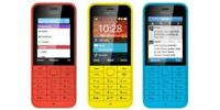 NOKIA 225 UK SIM FREE UNLOCKED DUAL-SIM  MOBILE PHONE VARIOUS COLOUR