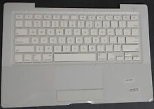 """White Replacement Key w/hinge 13"""" Apple Macbook A1181 All Keys Available"""