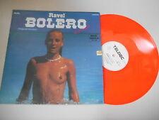 "LP Klassik Franz Andre - Ravel : Bolero 12"" (2 Song) TELDEC colored vinyl"