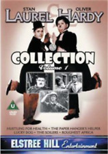 Laurel and Hardy Collection Volume 1 - DVD Region 2