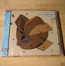 Convertible - Frailty Of Win JAPAN CD+8 Bonus Tracks NEW Sealed #28-1