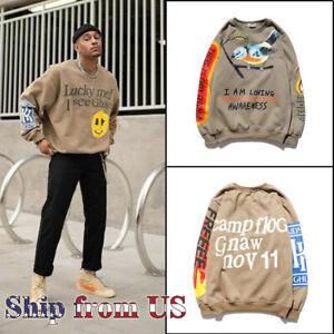 I am Loving Awareness I see Ghost Casual Fashion Jumper Shirt Sweatshirt Sweater