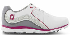 FootJoy Women's Pro SL Golf Shoes 98101 White/Grey/Pink Ladies New