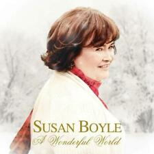 Susan Boyle ‎– A Wonderful World (2016)  CD Album Gift Idea NEW