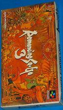 Romancing Saga 3 - Nintendo Super Famicom Jap SFC