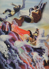 MARVEL SILVER AGE, ALEX ROSS SALUTES THE SILVER AGE CARD AR9