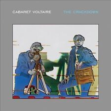 The Crackdown by Cabaret Voltaire (Vinyl, Dec-2013, Mute)