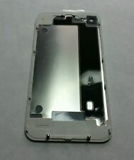 Replacement back glass battery cover for iPhone 4 GSM. camera lens and diffuser