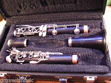 Vintage Evette Schaeffer Bb Clarinet by Buffet-K Series-Overhauled! EXCELLENT!