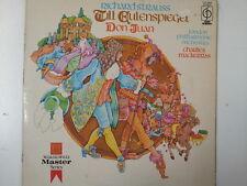 LP RICHARD STRAUSS Till Eulenspiegel Don Juan  CFP40042