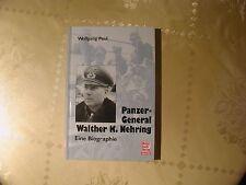 Wolfgang Paul Panzer generale Walther Nehring K.