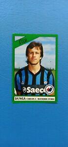 ROOKIE STICKER Card Carlos DUNGA Panini Calciatori 1992 1993 RC no Topps