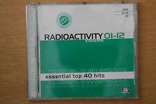 Radioactivity Volume 01-12 Essential Top 40 Hits Pulse Music DJ Tools (Box C108)