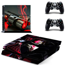 Star Wars Darth Vader PS4 Vinyl Skin Sticker Decal Console & 2 Controllers NEW
