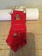 """Celluloid Vintage 3"""" Skookum Doll in Carrier Blanket"""
