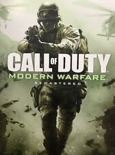 "Call of Duty Infinite Warfare Modern Warfare 2 Sided Poster 40"" x 27"" Full Size"