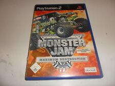 PlayStation 2  PS 2  Monster Jam: Maximum Destruction