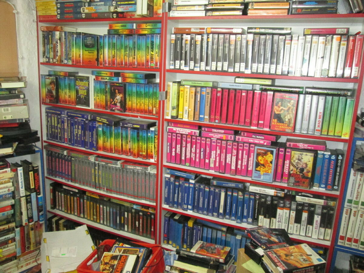 SAVE THE VHS