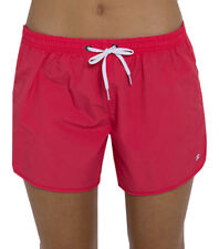 BRAND NEW + TAG BILLABONG 'GOOD TIMES' LADIES (14) BOARDSHORTS SURF SHORTS BERRY