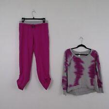 Actra Tie Dye Sweatshirt Size M Actra Sweat Pants Size M