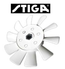 Stiga Rasentraktor Tuff Torq Getriebe Lüfter Lüfterrad Gebläse 1134-4190-01