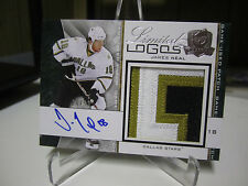JAMES NEAL RC AUTO LIMITED LOGOS THE CUP #4/50 COLOR SEAM PATCH LL-JN ROOKIE