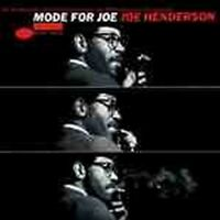 Joe Henderson - Mode For Joe (NEW CD)