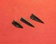 Lot of 3 Ancient Roman Arrowhead