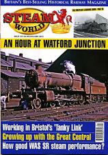 STEAM WORLD 331 JAN 2015 Southern,2MT 2-6-2T,Watford Junc,Doncaster Works,GE,GC