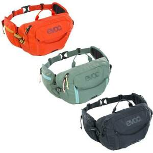 EVOC Hip Pack Waist Bag 3L (No Bladder) Mountain Bike MTB Trail Enduro