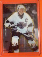1995-96 Pinnacle Select Certified Edition #23 Wayne Gretzky Los Angeles Kings