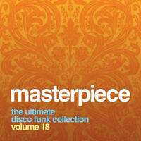 Various Artists : Masterpiece: The Ultimate Disco Funk Collection - Volume 18