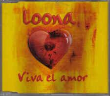 Loona-Viva El Amor cd maxi single Eurodance holland