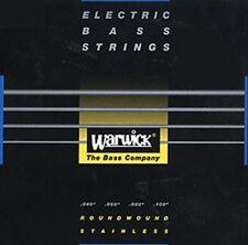 WARWICK BLACK LABEL 40210 ML Bass-Saiten 4-str. 040-100 Strings NEU! OVP!