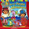 Dora's Pirate Adventure (Dora the Explorer), Nickelodeon | Paperback Book | Very