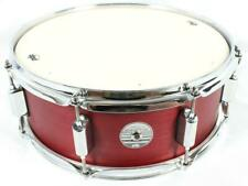 """PDP Spectrum 5.5"""" x 14"""" Satin Red Snare Drum Drums Percussion Pacific Drums"""