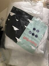 Supersoft Cot Duvet And Pillow Brand New