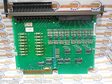 GE, IC600YB804B, INPUT MODULE 115V SERIES SIX WITH FACE PLATE SER. 00473919