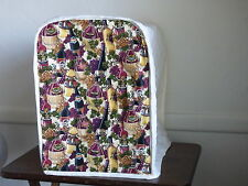 WINE AND GRAPES KITCHENAID STAND MIXER COVER, NEW