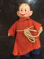 "VTG 1930's DOPEY 11 "" COMPOSITION DOLL BY IDEAL"
